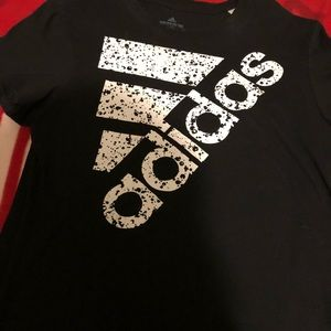 Adidas short sleeve shirt nwot